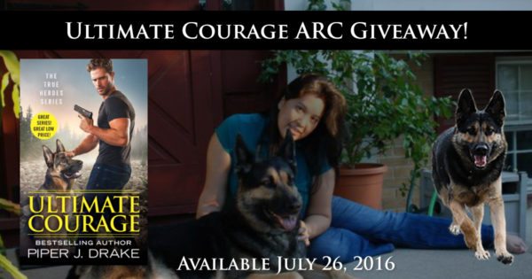 Q & A + ARC #Giveaway with Piper J. Drake