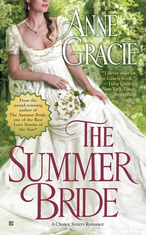 Review: The Summer Bride by Anne Gracie