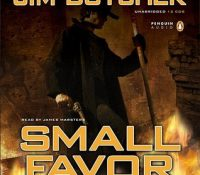 Listen Up! #Audiobook Review: Small Favor by Jim Butcher