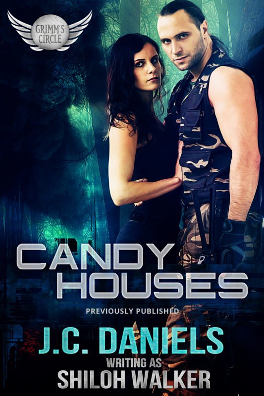 Book Spotlight: Candy Houses by J.C. Daniels