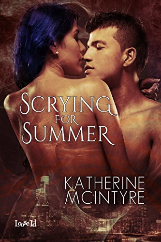 Book Spotlight: Scrying for Summer by Katherine McIntyre