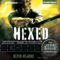 Listen Up! #Audiobook Review: Hexed by Kevin Hearne