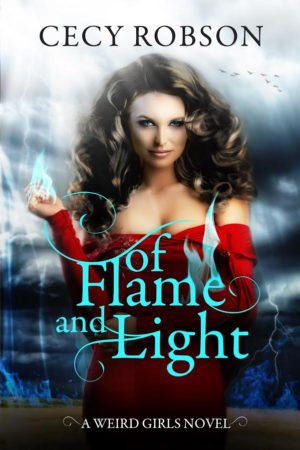 Review + Blog Tour: Of Flame and Light by Cecy Robson