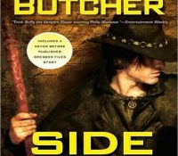 Listen Up! #Audiobook Review: Side Jobs by Jim Butcher