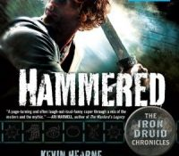 Listen Up! #Audiobook Review: Hammered by Kevin Hearne