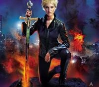 Review + Giveaway: Firestorm by Nancy Holzner