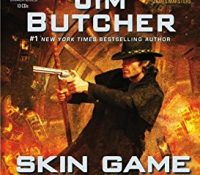 Listen Up! #Audiobook Review: Skin Game by Jim Butcher