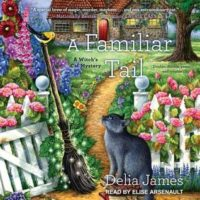 Listen Up! #Audiobook Review: A Familiar Tail by Delia James