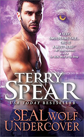 Review: SEAL Wolf Undercover by Terry Spear