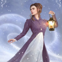 Review: Snowspelled by Stephanie Burgis