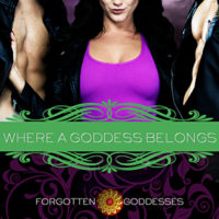 Review: Where a Goddess Belongs by Stephanie Julian