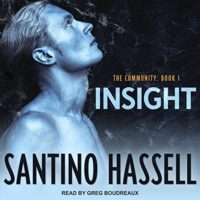 Listen Up! #Audiobook Review: Insight by Santino Hassell
