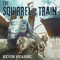 Listen Up! #Audiobook Review: The Squirrel on the Train by Kevin Hearne