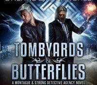 Listen Up! #Audiobook Review: Tombyards & Butterflies by Orlando A. Sanchez