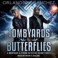Listen Up! #Audiobook Review: Tombyards & Butterflies by Orlando A. Sanchez