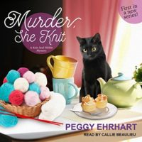 Listen Up! #Audiobook Review: Murder, She Knit by Peggy Ehrhart