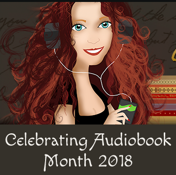 Image Celebrating Audiobook month