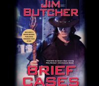 JIAM #Audiobook Review: Brief Cases by Jim Butcher