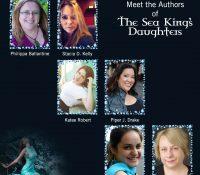The Sea King's Daughters Spotlight: Pip Ballantine