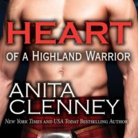 Review: Heart of a Highland Warrior by Anita Clenney
