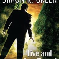 Review: Live and Let Drood by Simon R. Green