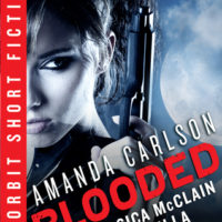Review: Blooded by Amanda Carlson