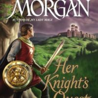Review: Her Knight's Quest by Alexis Morgan
