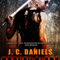 Review: Broken Blade by JC Daniels