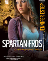 Review: Spartan Frost by Jennifer Estep