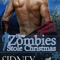 Review: How Zombies Stole Christmas by Sidney Bristol