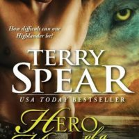 Review: Hero of a Highland Wolf by Terry Spear