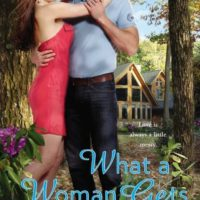 Review: What a Woman Gets by Judi Fennell