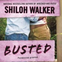 Review + Snippet + Giveaway: Busted by Shiloh Walker