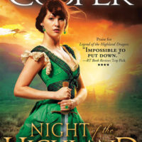 Review: Night of the Highland Dragon by Isabel Cooper