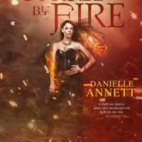 Blog Tour + Giveaway: Cursed by Fire by Danielle Annett