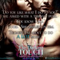 Book Spotlight: The Darkest Touch by Gena Showalter