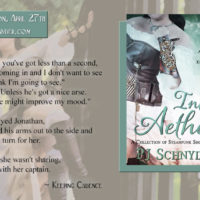 Book Spotlight: Into the Aether by PJ Schnyder