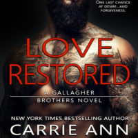 First Look: Love Restored by Carrie Ann Ryan