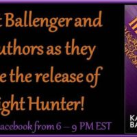 Blog Tour + Excerpt: Midnight Hunter by Kait Ballenger