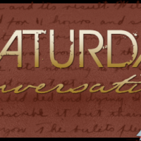 Saturday Conversations: Books & Movies