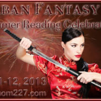 Urban Fantasy Summer Reading Celebration-Jennifer Estep