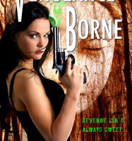 Winner: Vengeance Borne by Amanda Bonilla
