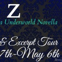 Review + Blog Tour: Z by Larissa Ione
