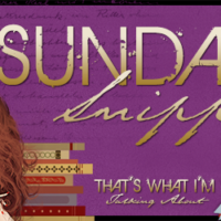 Sunday Snippet: Tropical Storm by Stefanie Graham