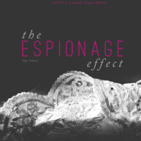 Cover Reveal: The Espionage Effect by Kat & Stone Bastion