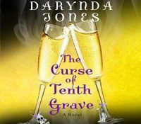 Listen Up! #Audiobook Review: The Curse of the Tenth Grave by Darynda Jones
