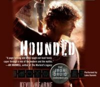 Listen Up! #Audiobook Review: Hounded by Kevin Hearne