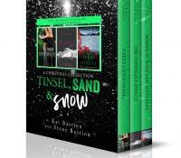 Book Spotlight Sneak Peek: Tinsel, Sand & Snow: A Christmas Collection by Kat & Stone Bastion