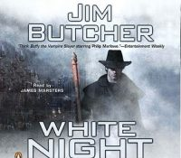 Listen Up! #Audiobook Review: White Night by Jim Butcher