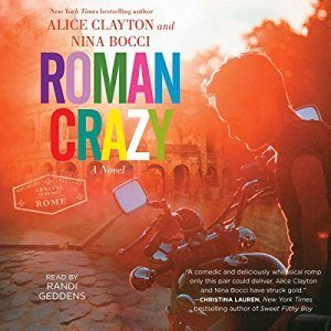 Audiobook cover of ROMAN CRAZY